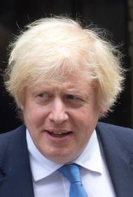 Машина с Борисом Джонсоном попала в ДТП в центре Лондона