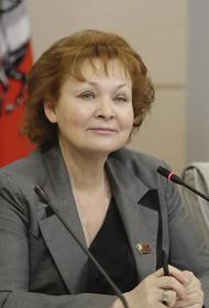 Депутат МГД Людмила Стебенкова: Соцработники продолжат доставлять лекарства вплоть до осени