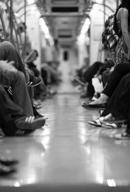 В московском метрополитене несовершеннолетняя девушка пострадала из-за замечания