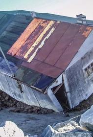 Таяние вечной мерзлоты: есть ли угроза жилым домам и социальным объектам