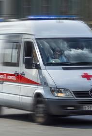 В Петербурге автомобиль сбил шестерых пешеходов,в том числе четырёх девочек