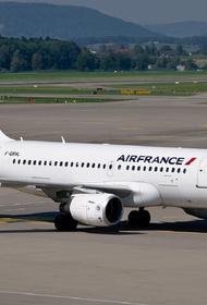 Авиакомпания Air France сократит около 10 тысяч сотрудников