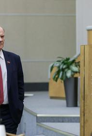 Зюганов призвал ЦИК не примененять электронное голосование по поправкам в Конституцию