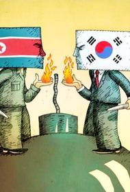 Корея на рубеже войны. В случае конфронтации КНДР и Южной Кореи может случиться Третья Мировая война
