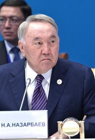 Нурсултан Назарбаев заболел коронавирусом