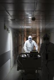 Почти 500 медиков умерли в России из-за коронавируса, сообщила глава Росздравнадзора Алла Самойлова