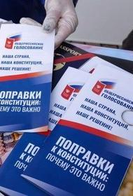 Москвичам разослали газету с призывом голосовать за поправки в Конституцию. Агитация запрещена, но не для всех