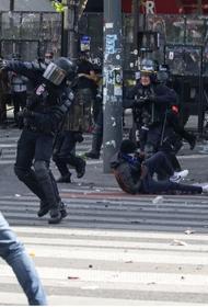Во Франции расследуют массовые беспорядки, устроенные чеченцами в Дижоне