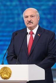 Лукашенко заявил о срыве белорусского майдана