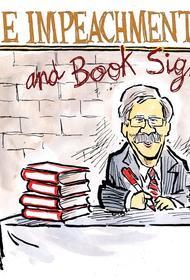 В США разгорается скандал вокруг книги бывшего советника по нацбезопасности Джона Болтона