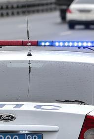 В Подмосковье случилось ДТП с участием грузовика и микроавтобуса, есть пострадавшие