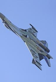 Российские истребители перехватили бомбардировщики ВВС США над Охотским морем