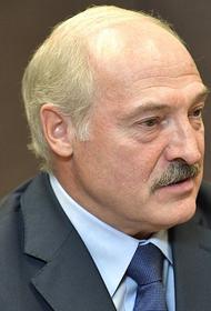 Лукашенко уважает женщин, но считает, что они пока не могут возглавить Белоруссию