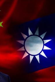 Китай по-прежнему разрабатывает планы присоединения Тайваня 