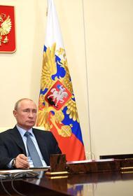 Путин считает неизбежным визит руководства Украины в Москву