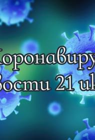 Коронавирус 21 июня: антирекорд Бразилии и необходимость «удаленки» в РФ