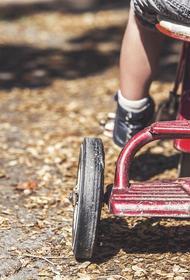 В Подмосковье школьники скинули плитку на 2-летнюю девочку