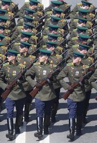 Стало известно, кто представит Францию на параде Победы в Москве