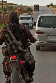 Фарук Шами показал выдвижение снайпера в Идлиб