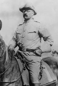 В Нью-Йорке решили демонтировать памятник 26-му президенту США Теодору Рузвельту