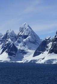В Антарктиде на российской станции «Мирный» произошел сильный пожар