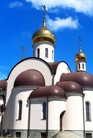 Винодельня «Фанагория» строит храм на Кубани