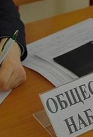 Более 20 тыс. человек станут наблюдателями на голосовании по поправкам в Конституцию
