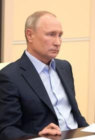 Дмитрий Песков рассказал, что портрет Путина в его кабинете сделан в Японии особой древней техникой