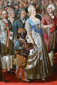 Арапы: темнокожие в царской России