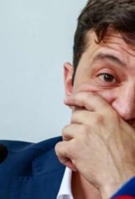«Второй украинский неудачник». Рейтинг Владимира Зеленского стремительно падает вниз
