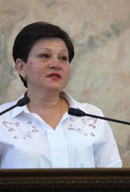 Татьяна Ковалева снова назначена Уполномоченным по правам ребенка