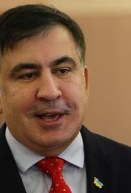 Саакашвили рассказал, как они с Трампом ходили в ночные клубы и «прыгали по фонтанам»