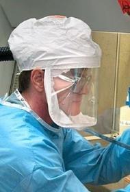 Коэффициент распространения коронавируса в России снизился и составляет 0,96