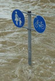 В Сербии из-за наводнений в 22 районах действует режим ЧС