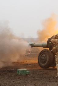 Видео уничтожения минометной позиции Народной милиции ДНР выложили военные ВСУ