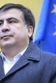 Саакашвили предсказал возможный распад Украины в случае отставки Зеленского