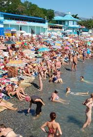 Правила, которых следует придерживаться на пляжах в Крыму, практически  не  выполнимы