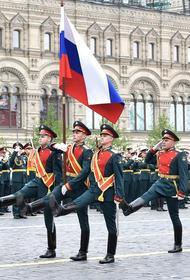 Гостей парада Победы в Москве рассадят на трибунах с соблюдением дистанцирования