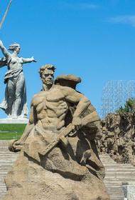 В Волгограде 24 июня откроют отреставрированный монумент «Родина-мать зовет!»