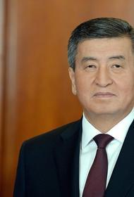 У делегации президента Киргизии обнаружили коронавирус и не допустили на парад Победы