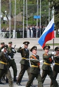 Военный психолог прокомментировал неадекватное поведение военнослужащего на параде Победы