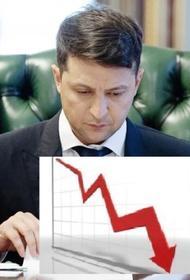 У Владимира Зеленского появились проблемы с рейтингом