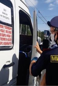 В Бишкеке ввели транспортный карантин выходного дня