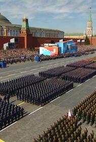 Чем пугал российских противников юбилейный Парад Победы на Красной площади