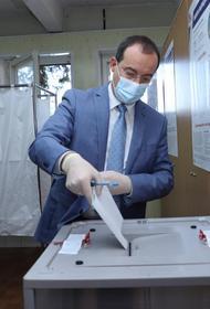 Спикер ЗСК проголосовал по поправкам в Конституцию