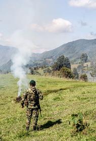 В Колумбии семеро солдат изнасиловали девочку