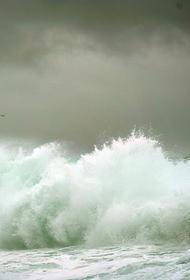 В Калифорнии троих человек смыло со скал в Тихий океан