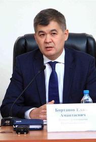 В Казахстане сняли с должности главу Минздрава, заразившегося коронавирусом