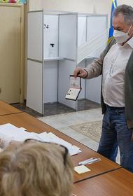 Шойгу рассказал, как он проголосовал