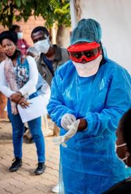 Ситуация с коронавирусом в Африке не улучшается